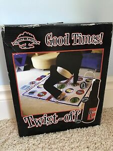 Drinking Twister Game