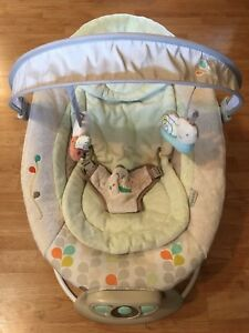 INGENUITY AUTOMATIC BABY BOUNCER / SEAT