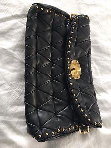 MIU MIU Studded Calfskin Clutch Bag. Cammeray North Sydney Area Preview