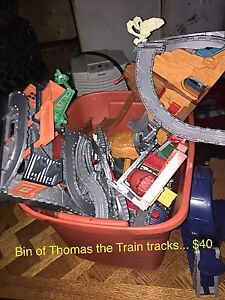 Thomas the train tracks
