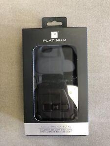 BRAND NEW : Pt PLATINUM iPHONE 6, 7, 8 CASE