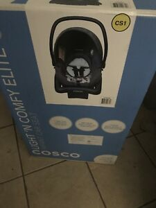 New Cosco Car Seat