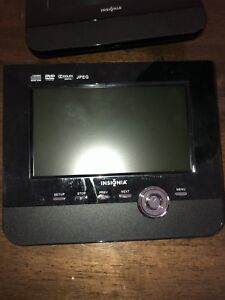 Insignia Dual screen portable DVD Player