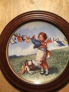 Collector plates-Childhood series