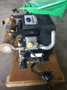40 HP Subura gas motor for sale