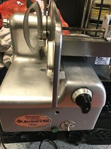 Automatic Commercial meat slicer