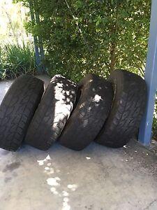 100 series Landcruiser Wheels Salt Ash Port Stephens Area Preview
