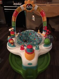 Bright Starts exersaucer for sale