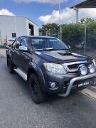 Toyota Hilux SR5 extra cab 2009 Bonville Coffs Harbour City Preview