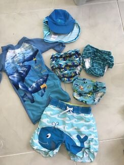 Baby/toddler bathers