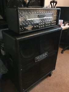 Mesa Solo Dual Rectifier 100 watt tube head