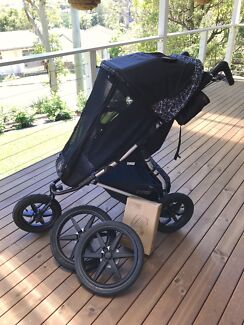 Mountain Buggy Terrain Pram with Accessories