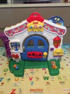 Fisher and Price Learning Home
