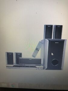 Sony Home Theatre System - 5.1 channel