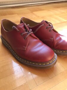 Doc Martens (Made in UK) 1461 ***NEUFS***NEW***