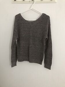 Roots Knitted Sweater | Size XS