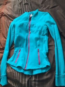 Lululemon size six jacket
