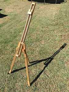 Portable easel  wooden Serpentine Serpentine Area Preview