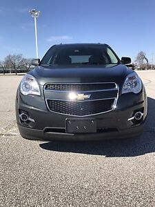 2013 Chevrolet Equinox LT LEATHER  SUNROOF AND NAVIGATION