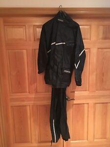 Teknic Motorcycle Rain Suit