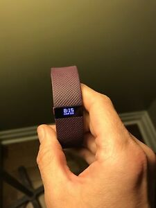Fitbit charge HR size L