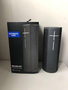 UE Megablast bluetooth speaker with Alexa