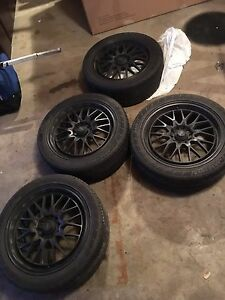 Mags 17'' Fast wheels