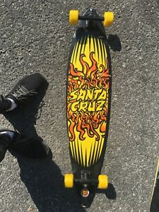 Santa cruz Long board