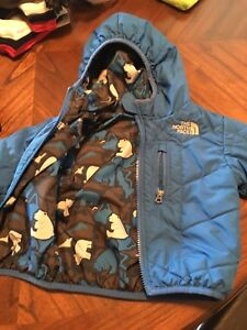 12-18 mth north face jacket