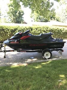 2009 Seadoo RXT 255 IS