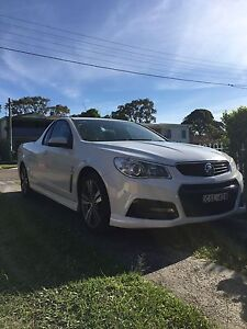 FOR SALE 2014 vf sv6 ute Berkeley Vale Wyong Area Preview