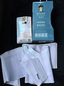 Atlas 2-in-1 pregnancy and postpartum wrap