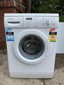 Bosch 7KG front load washing machine working perfectly