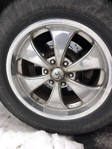 20x9 6 x 139 fits GMC and Toyota