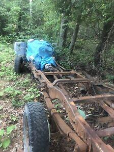 Dodge ram w250 cummins