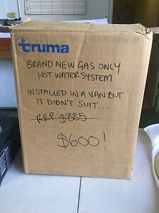 Truma B14 hot water system Arundel Gold Coast City Preview