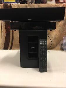 BOSE CineMate 120 Home Theatre System