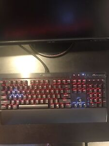 Corsair K70 Lux full rgb gaming keyboard