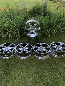 DUB Wheels 20""