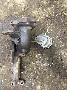 Chrysler pt cruiser turbo exhaust manifold