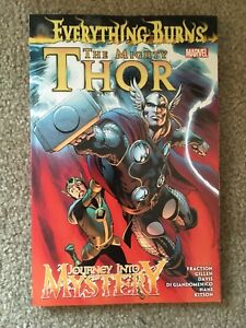 The Mighty Thor / Journey into Mystery - Everything Burns