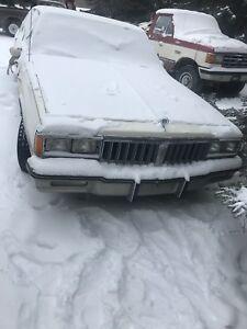 86 Pontiac