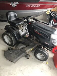 Craftsman Lawn Tractor $850 OBO
