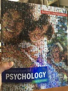 Intro to Psychology NSCC Textbook