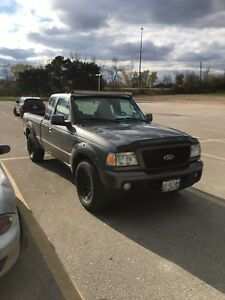2008 ford ranger sport 4x4 (PRICE DROP)