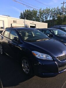 2010 Toyota Matrix S AWD