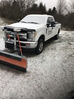 SNOW REMOVAL AND PROPERTY MAINTENANCE BOBCAYGEON