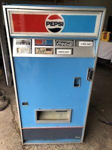 Machine à pepsi