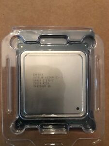 Intel® Xeon® Processor E5-1603 2.8G Quad Core, LGA2011