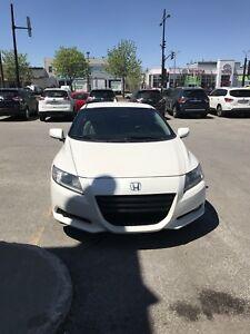 2011 Honda CRZ automatique hybride- une taxe